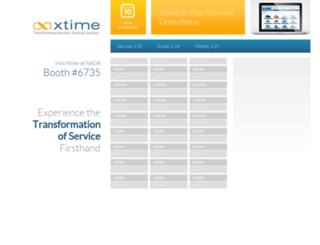 nada.xtime.com screenshot