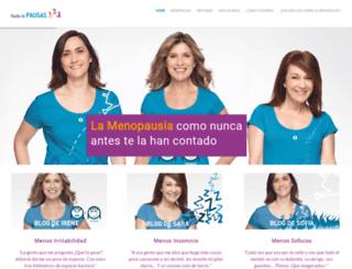 nadadepausas.com screenshot
