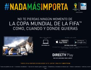 nadamasimporta.com screenshot