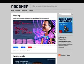 nadaver.com screenshot