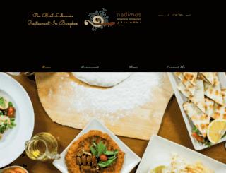 nadimos.com screenshot