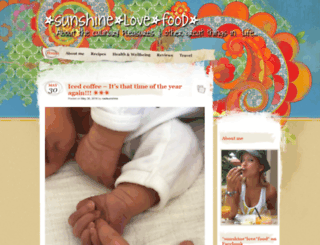 nadisunshine.com screenshot