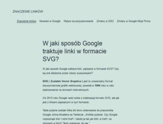 nadotyk.pl screenshot