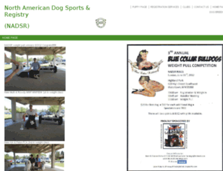 nadsr.org screenshot