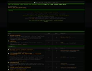 nadzieja-glejak.pun.pl screenshot