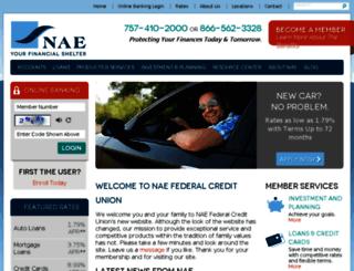 nae.marathonus.net screenshot