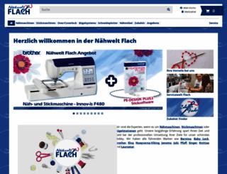 naehzentrum.de screenshot
