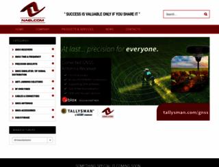 naelcom.com screenshot