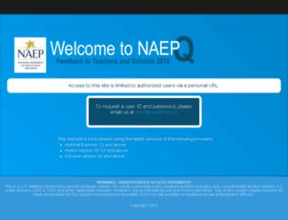 naepq.com screenshot