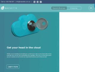 naevette.com.au screenshot
