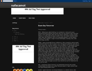 nafacamot.blogspot.com screenshot
