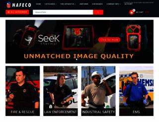 nafeco.com screenshot