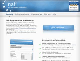 nafi-auto.de screenshot