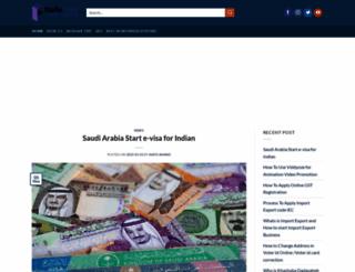 nafisflahi.com screenshot