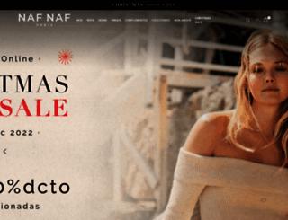 nafnaf.com.co screenshot