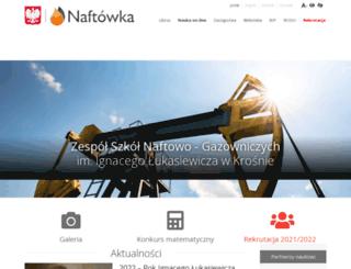 naftowka.pl screenshot