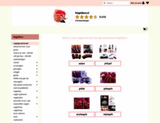 nageldeco.nl screenshot