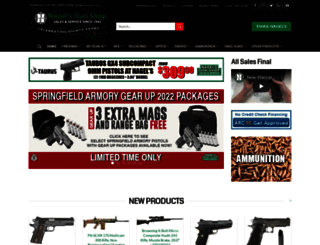nagelsguns.net screenshot