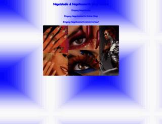 nagelstudio-mischel.at screenshot