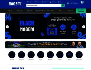 nagem.com.br screenshot