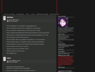 naglalambingnacute.wordpress.com screenshot