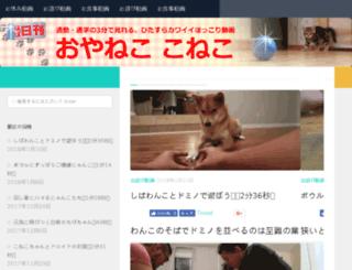 nagoocca.net screenshot