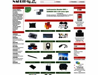 nagrit.com screenshot