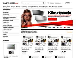 nagrzewnice.com.pl screenshot