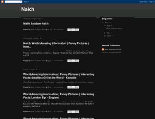 naich4ur.blogspot.com screenshot