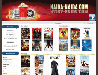 naida-naida.com screenshot
