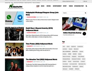 naijaplaylist.com screenshot
