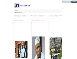 naijaurban.tumblr.com screenshot