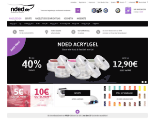nail-art-design-euro-discount.de screenshot