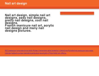 nail-design.co.uk screenshot