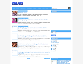 nailesart.blogspot.com screenshot