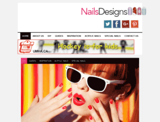 nails-designs.com screenshot