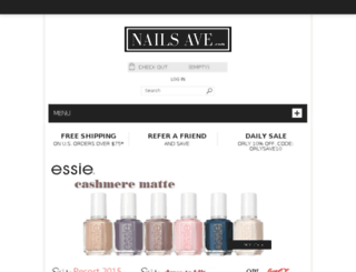 nailsave.com screenshot