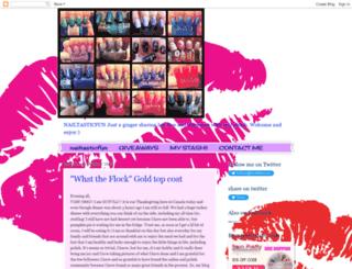 nailtasticfun.blogspot.com screenshot