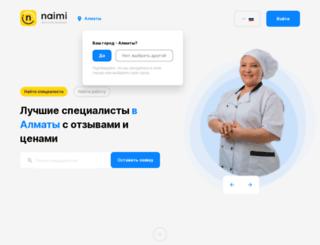 naimi.kz screenshot
