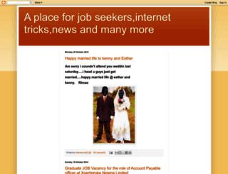 nairacity.blogspot.com screenshot