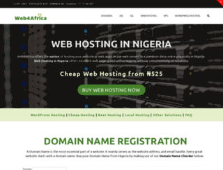 nairahost.com screenshot