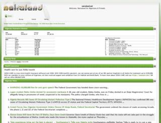nairaland.net screenshot