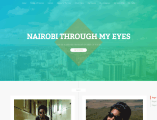 nairobians.net screenshot