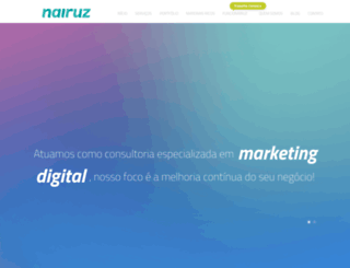nairuz.com.br screenshot