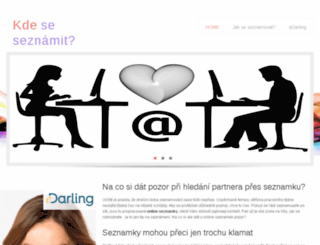 najdetese.cz screenshot