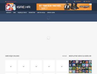 najigre.igre.hr screenshot