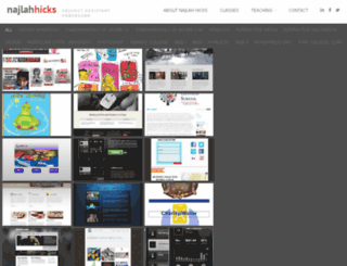 najlahhicks.org screenshot