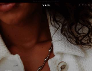 najo.com.au screenshot