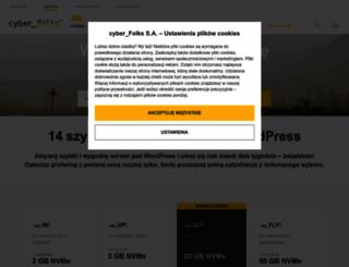 najtansze-domeny.pl screenshot