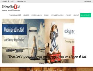 najtanszykredyt.sklepna5.pl screenshot